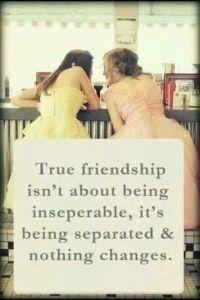 Percaya Pada Persahabatan