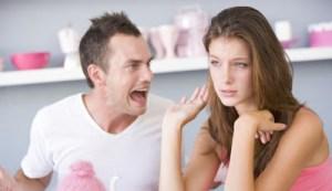 Pertengkaran Setelah Menikah