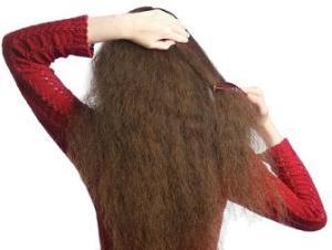 Solusi Perawatan Untuk Rambut Kering