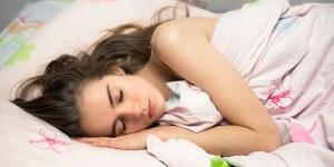 Tidak Tidur Nyenyak di Malam Hari