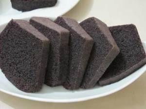 resep brownies ketan hitam kukus