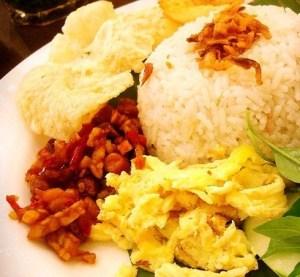 resep nasi uduk sambal kacang