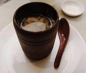 resep sup burung dara restoran mahal