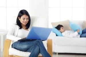 Menyeimbangkan Antara Pekerjaan dan Keluarga