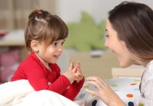 Membesarkan Anak-anak yang Sehat