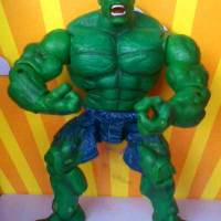 Jual Hulk Movie 2003 Full Articulation A- Rp. 50.000