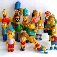 Jual Simpson Faminly Figure