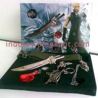 Jual Miniatur Pedang plus Accesories