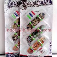 Jual Mini Finger Skateboard