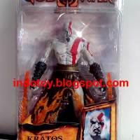 Jual Kratos God of War Action Figure