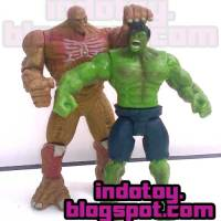 Jual Hulk dan Abomination Action Figure set