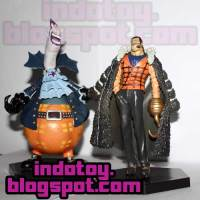 >Jual One Piece Seven Warlords of the Sea #2 (KW) : Gecko Moria san Crocodile