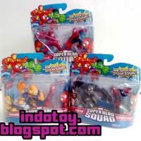>Jual Figure Super Hero Squad