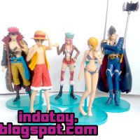 Jual One Piece Super Styling 5 Super Nova Figure