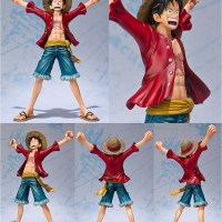Jual Figuart Zero One Piece New World : Monkey D Luffy Figure