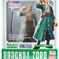 Jual Figuart Zero One Piece New World : Roronoa Zorro Figure