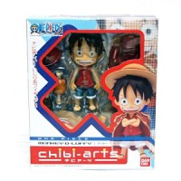 Jual One Piece Monkey D Luffy Chibi-Arts Figure
