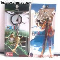 Jual Gantungan Kunci & Handphone Metal Character