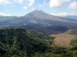 mount batur : view from Kintamani