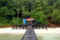 jetty @ kakaban island