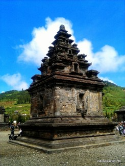 Arjuna temple (Cluster of Arjuna Temple)