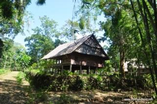 rumah suku ammatoa