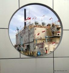 Museum PLTD Apung dihempas gelombang tsunami dengan kecepatan 300 km/jam dan terdampar hingga 5 km ke daratan