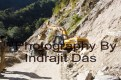 Road Under Construction After Earthquake