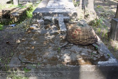 Greek Cemetery Kolkata (Calcutta)