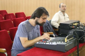 1. Catalin Truta on mixing at the rehearsals