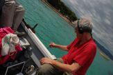 15. Boat trip - underwater sounds recording - Steve Schroyder