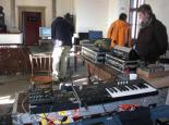 2. Setting up the gear