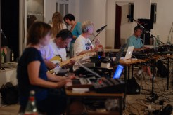 30. Music session - Earthgirl, Bill Fox, Steve Joliffe and Yarek