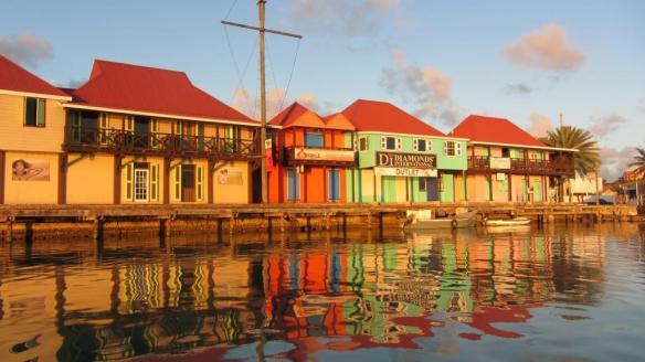 St Johns Antiga