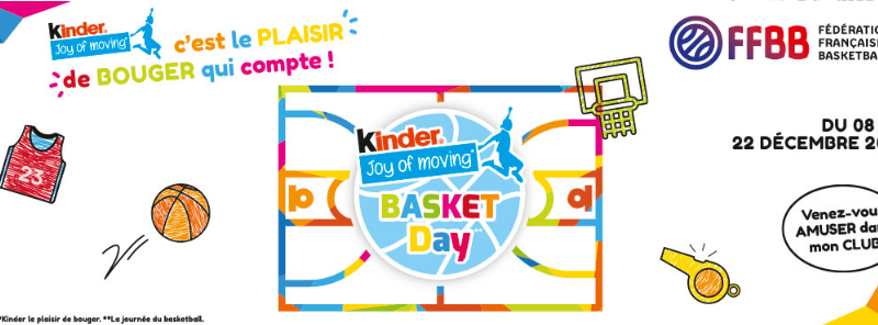 Kinder Joy of Moving Basket Day