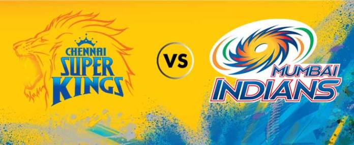 IPL 2018 Live Stream- Chennai Super Kings vs Mumbai Indians