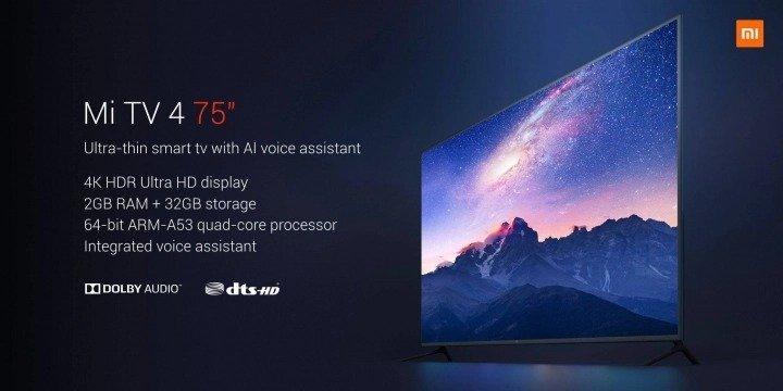 Mi 4K TV-4