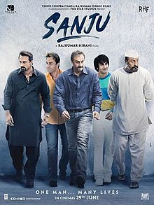Sanju Review: A masterpiece by Rajkumar Hirani