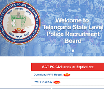 TS Police Constable result 2018 declared at tslprb.in