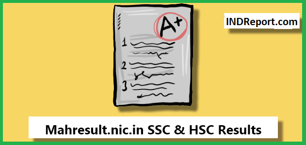 maharesult.nic.in Results 2019