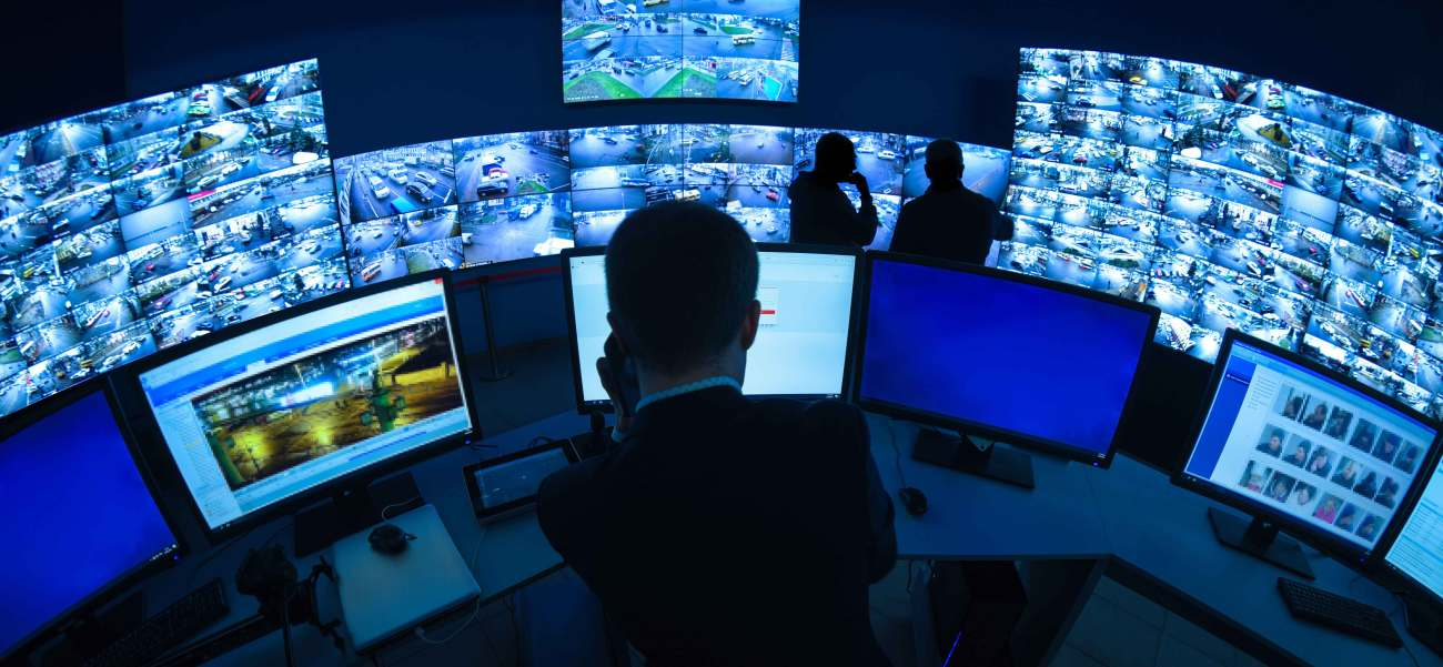 CCTV Monitoring by Indrisec Security Services