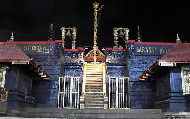 Sabrimalai Temple Festivities On Hold Due To COVID19