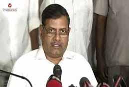Opposition Plaint To Nagi Reddy On TRS