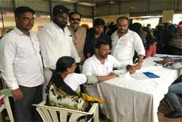 Over 3,000 Poor Patients Benefit From Cong, HFF First Phase Of Health Camps