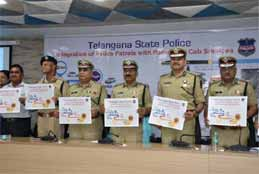 Cab Passengers Can Get Police Help Instantly Now In HYD
