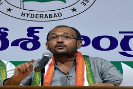 Congress Slams GHMC For Banning NGOs From Food Distribution