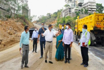 Four Slip Roads to be Inaugurate by KTR