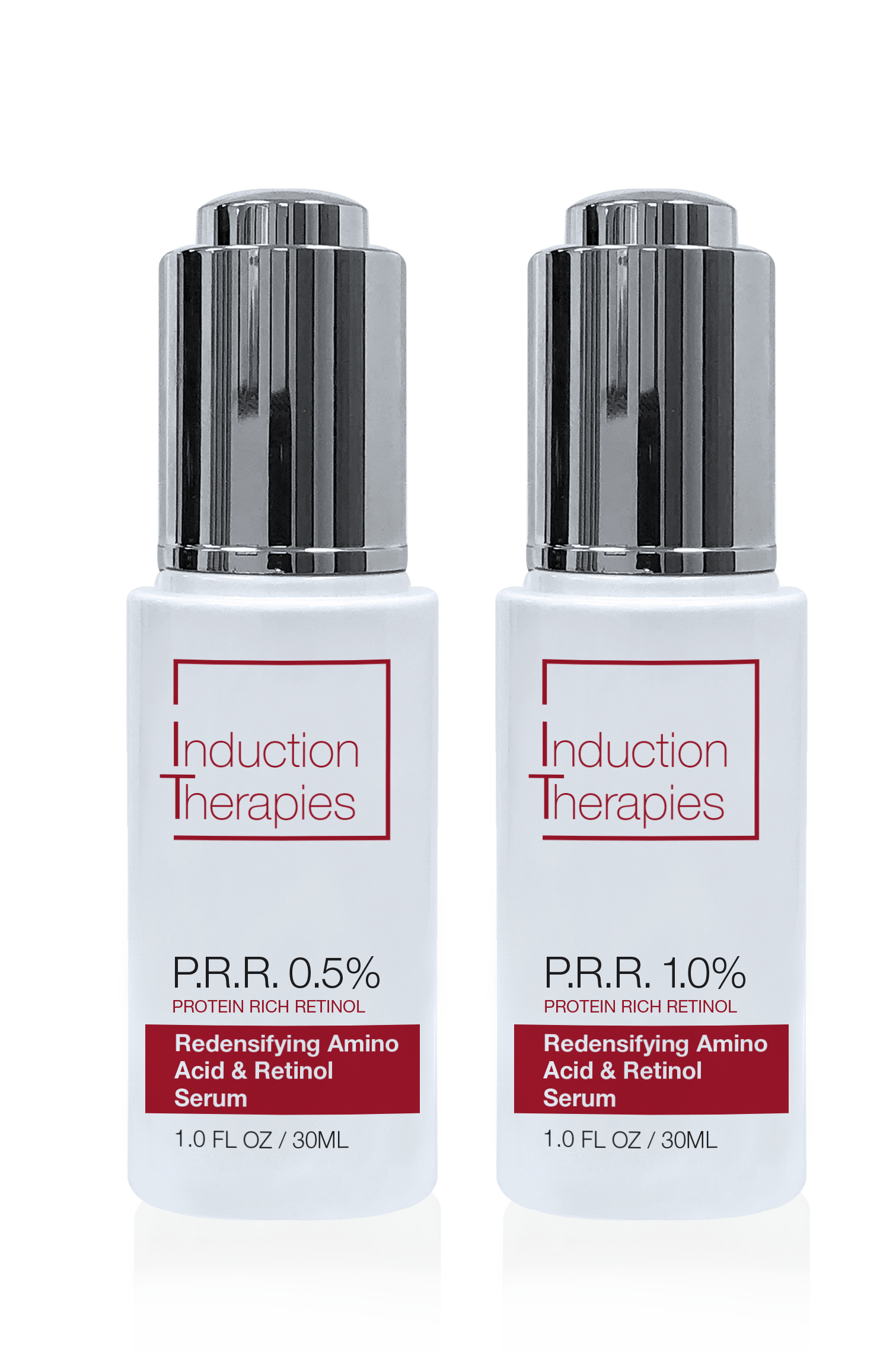 P.R.R. .5% and 1% Retinol Image