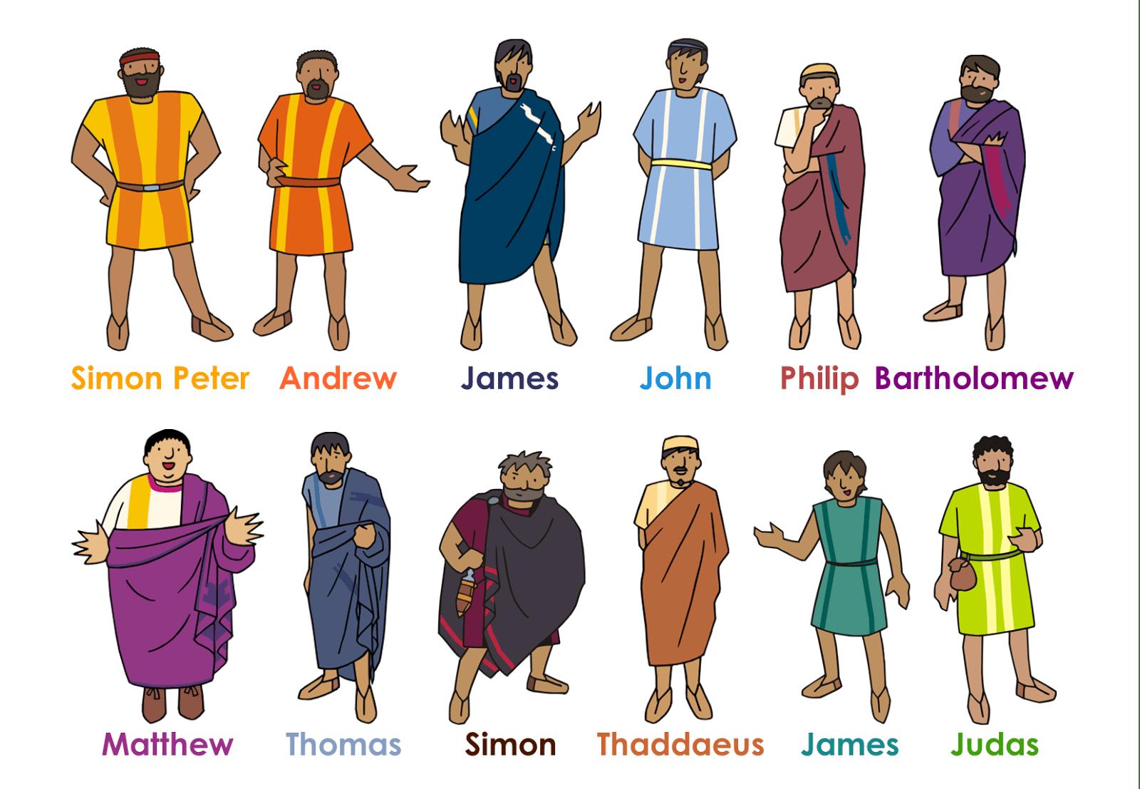 The Twelve Disciples Part 2