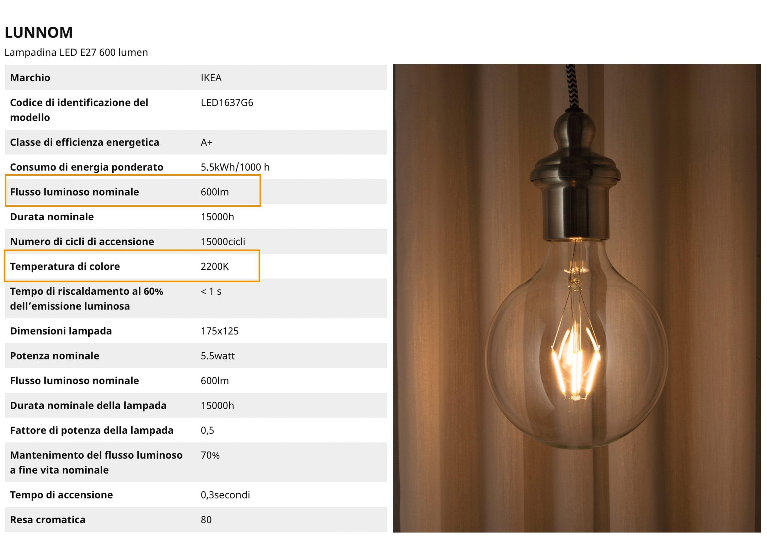 info tecniche lampadine copy